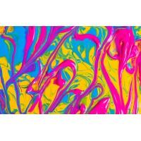 Fototapet Abstract Personalizat - Vopsea - Persona Design