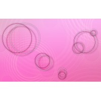 Fototapet Abstract Personalizat - Pink - Persona Design