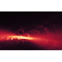Fototapet Abstract Personalizat - Electric - Persona Design