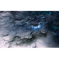 Fototapet Abstract Personalizat - Inferno - Persona Design