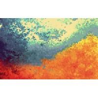 Fototapet Abstract Personalizat - Triunghiuri - Persona Design