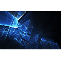 Fototapet Abstract Personalizat - Cibernetic - Persona Design