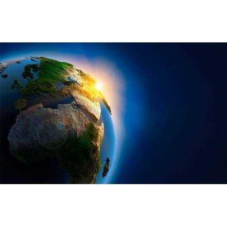 Fototapet Astronomie Personalizat - Terra