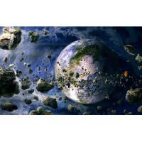 Fototapet Astronomie Personalizat - Abstract
