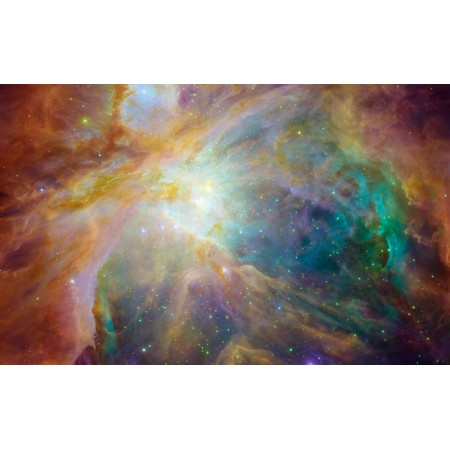 Fototapet Astronomie Personalizat - Univers