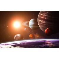 Fototapet Astronomie Personalizat - Sistem Solar