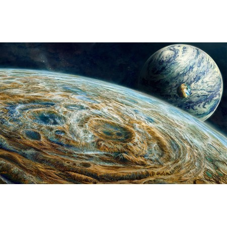 Fototapet Astronomie Personalizat - Spatiu