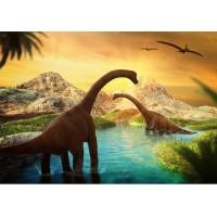 Fototapet Copii Personalizat - Dinozauri - Persona Design