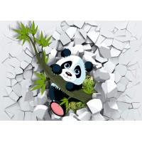 Fototapet Copii Personalizat - Panda - Persona Design
