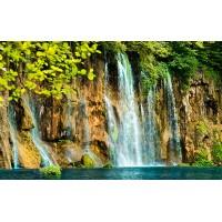 Fototapet Natura Personalizat - Cascada Mare