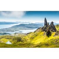 Fototapet Natura Personalizat - Peisaj Munti