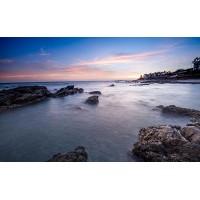 Fototapet Natura Personalizat - Apus in Ocean