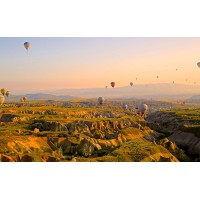 Fototapet Natura Personalizat - Baloane