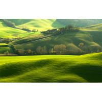 Fototapet Natura Personalizat - Dealul
