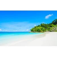 Fototapet Natura Personalizat - O Plaja