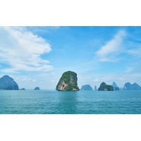 Fototapet Natura Personalizat - Stanca in Ocean