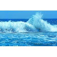 Fototapet Natura Personalizat - Valurile