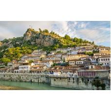 Fototapet Orase Personalizat - Albania