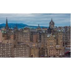 Fototapet Orase Personalizat - Edinburgh
