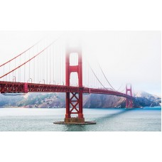 Fototapet Orase Personalizat - Golden Gate