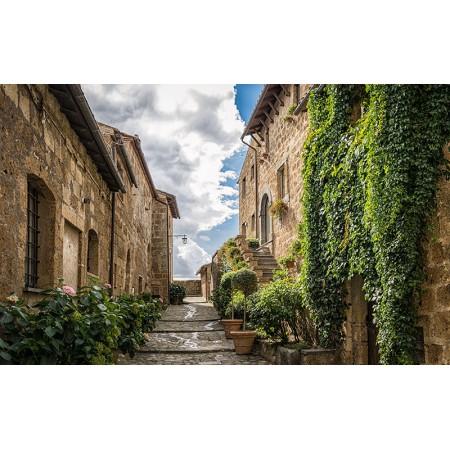 Fototapet Orase Personalizat - Italia Cinquefrondi