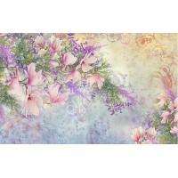 Fototapet Vintage Personalizat - Floral